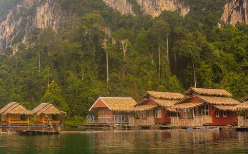 Klong Ka Raft House